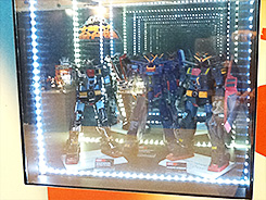 G.F.F.METAL COMPOSITE・METAL BUILD展示 02