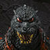 Tamashii News Flash S.H.MonsterArts Godzilla (1995) / Godzilla Junior