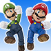 Special Features We decided the release of S.H.Figuarts Luigi! To celebrate this, a twitter campaign started!
