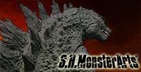 Reviewing the production sample of GODZILLA (2014) from S.H.MonsterArts! (Scheduled to be released in September)
