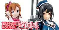 "Kancolle, Love Live! etc... We'll introduce the attractions of ""Heroines"" booth!"