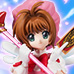 "Special Features ""Card Captor Sakura"" We published a special webpage of S.H.Figuarts Sakura Kinomoto! Zooming the charm of Sakura-chan!"