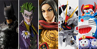 [on retail in Nov. 29] Here comes a new release and re-issue items, such as Ying Zheng, Batman (INJUSTICE ver.)!