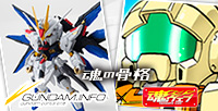 "[Gundam Info×Tamashii Web] Ga-nya Morimoto presents, ""Let's play with NXEDGE STYLE!"""