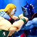 Special Features [S.H.Figuarts Kinnikuman] The deeply related two man, Robin Mask and Neptune Man took part in the war!