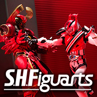 Special Features [Kamen Rider Drive ] As S.H.Figuarts, they face off in dead zone! Heart Roidmude VS Type Dead Heat!