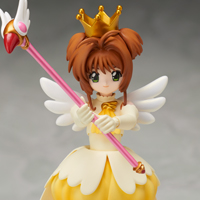 "Special Features [S.H.Figuarts Staff Blog] Happy Birthday Sakura-chan!! And a new product information about ""Card Captor Sakura"" has arrived!"