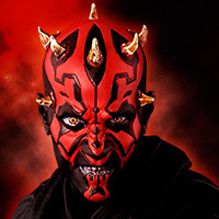 "Special Features [Star Wars] ""S.H.Figuarts Darth Maul"", armed with an impressive twin blade Lightsaber, appeared!"