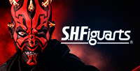 "[Star Wars] ""S.H.Figuarts Darth Maul"", armed with an impressive twin blade Lightsaber, appeared!"