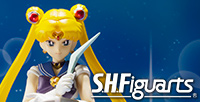 """COMIC-CON"" commemorative new item, S.H.Figuarts Sailor Moon - Imposter Ver. - is coming!"
