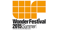 WONDER FESTIVAL 2015 [Summer] in July 26th, 2015!