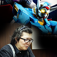 "The memorial article to the ""ROBOT Spirits G-self"" series commercialization! Akira Yasuda special interview about ""Gundam Reconguista in G"" arrived."