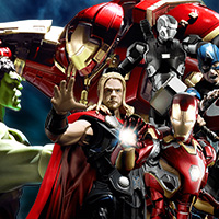 "Special Features We published the digital catalog of ""Avengers: Age of Ultron"" action figures!"