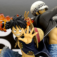 Special Features [AKIBA Showroom] The new theme exhibition of ONE PIECE and DRAGON BALL started!