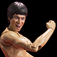 "Special Features The legendary action star ""Bruce Lee"" will become to an action figure!! We will show it at the Wonder Festival venue!"