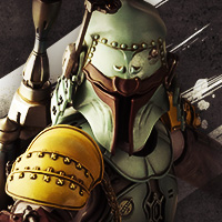 "Special Features The wandering bounty hunter ""Boba Fett"" arrived as the MEI SHO MOVIE REALIZATION! Its pre-order starts from today 8/7!"