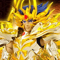 Special Features [Saint Seiya Soul of Gold] Cancer Death Mask has appeared with a God Cloth!