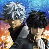 Special Features [Gin Tama] Gin-san and Hijikata will commercialise as the Figuarts ZERO !!