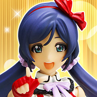 "Special Features [Love Live!] ""S.H.Figuarts Tojo Nozomi"" has been announced to release in January 2016 !"