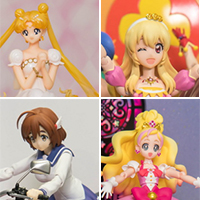 TOPICS Heroine figure report in TAMASHII NATION 2015 has arrived!