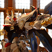 "Special Features [METAL BUILD meets PHOTOGRAPHER] We has published ""Strike Freedom Gundam"" photo gallery!"