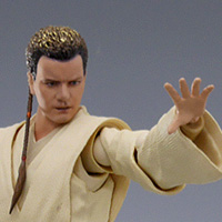 "Columns January 16th on sale! The product review, opening the package of ""S.H.Figuarts Obi-Wan Kenobi (Episode I)""!"