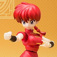 "TOPICS The release date is comming! Let's check the specifications of ""S.H.Figuarts Saotome Ranma""! (Jan.30th on sale)"