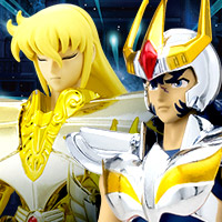 "Special Features Phoenix Ikki and Virgo Shaka have appeared! We reproduced that ""Battle at the Virgo"" scene by our product!"