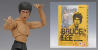 "Release in January 23rd! ""S.H.Figuarts Bruce Lee"" package opening review!"