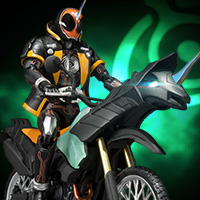 Special Features [仮面ライダーゴースト] ゴースト専用バイク登場!「S.H.Figuarts マシンゴーストライカー」6月発売!!