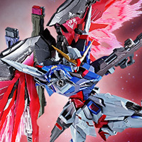 "TOPICS At the Tamashii Web Shop Japan, the second round pre-order of ""Destiny Gundam (Full Package)"" is available until 23:00 JST, February 8th (Mon)!"