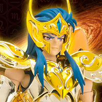 Special Features [SAINT SEIYA -Soul of Gold-] AQURIUS Camus will appear, wearing his God Cloth!