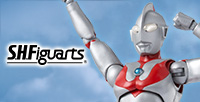 "50 years are passed, now advanced ""ULTRAMAN figure"" was born!! S.H.Figuarts ULTRAMAN series starts!"