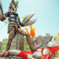 "Special Features [S.H.Figuarts Staff Blog] New ""Ultraman series"" has started! Then its short movie, shot using S.H.Figuars, has been unveiled!"