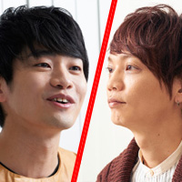 "[Soul web shop] ""Cyborg 009VS Devilman"" voice actor Jun Fukuyama VS Asanuma Shintaro interview published !!"