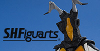 Space Dinosaur ZETTON will invade S.H.Figuarts! And we published the photo gallery corner!
