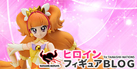 "Princess of a sparkling star!  ""S.H.Figuarts Cure Twinkle"" is up for pre-order now!"