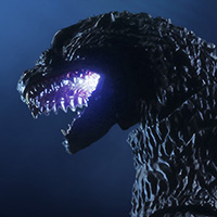 Special Features The ultimate GODZILLA, with all a light, sound and mechanical gimmick, will come!
