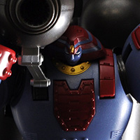 "Special Features [Robot Figure Blog] ""Super Robot Chogokin GIANT ROBO"" product sample review!"