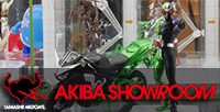 "[AKIBA Showroom] The exhibition after ""Tamashii Feature's 2016"" started!"