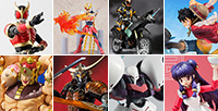 Check the sales or re-issue schedule in June, such as Kuuga and Kiriya Aoi!