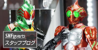 "Many new information has been published! ""Tamashii Feature's 2016"" after report <Prequel>!"