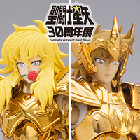 "Events The commemorative items for ""Saint Seiya 30th Anniversary Exhibition"", ""Saint Cloth Myth EX ORIGINAL COLOR EDITION"" sales information!"