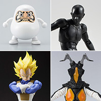 TOPICS [up for pre-order in June 1st (Wed)] The detail info about new products and re-issue products, VF-1J (Ichijo Hikaru), Kamen Rider 1, etc!
