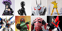 [up for pre-order in June 1st (Wed)] The detail info about new products and re-issue products, VF-1J (Ichijo Hikaru), Kamen Rider 1, etc!