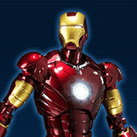 "Special Features ""THE IRON MAN"" アイアンマン マーク3が、トニー・スタークに続きS.H.Figuartsに登場!"