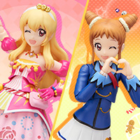 Special Features [アイカツ!]「星宮いちご(ソレイユver.)」11月発売決定!「有栖川おとめ(冬制服ver.)」も受注開始!