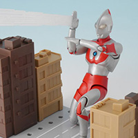 Special Features [AKIBAショールーム] 「S.H.Figuartsウルトラマン」タッチ&トライレポート!