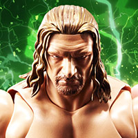 Special Features [WWE] The Rock、Stone Coldに続き、「Triple H」がデジタル彩色技術を駆使したS.H.Figuartsとなって登場!