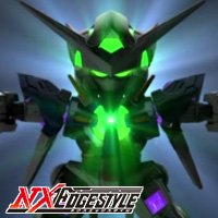 "【3/1 reservation lifting ban】 ""NXedgestyle Gundam Exia"" announcement movie with seven swords and clear parts shining!"